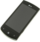 Смартфон LG E900 на базе Windows Phone 7