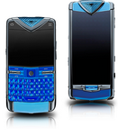 Vertu Constellation Blue и Constellation Quest Blue: очарование синего