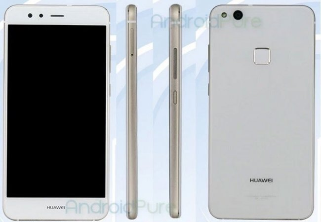 TENAA раскрыл предполагаемые характеристики Huawei P10 Lite